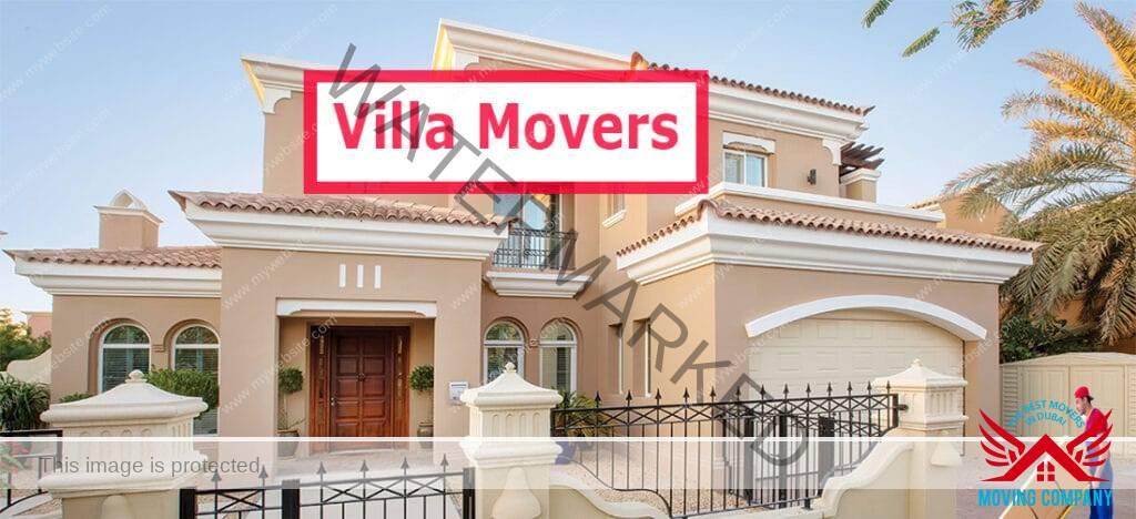 villa movers in dubai